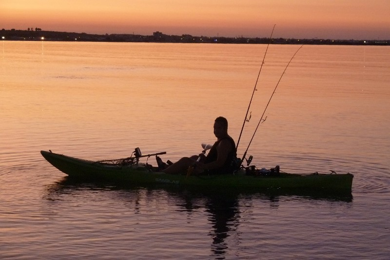 get started kayak fishing tournaments